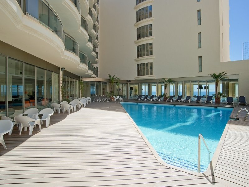 Piscina - Hotel Bahía Calpe**** | Pierre et Vacances