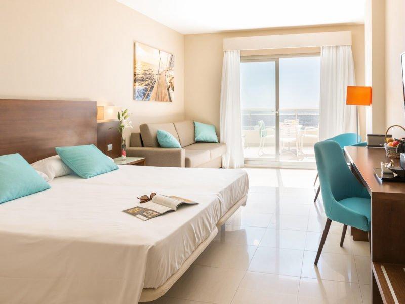 Habitaciones - Hotel Bahía Calpe****   Pierre et Vacances